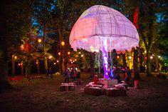 reasons to have a woodland…. shambala festival