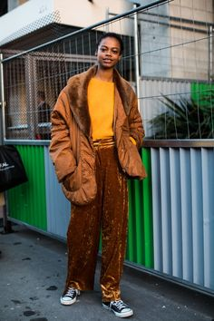 CHECK OUT MY BOARD BG STREET STYLE/BG'S HAVE STREET STYLE TOO/Street style at Paris Fashion Week Couture Spring-Summer 2018 Paris #BGSTREETSTYLE