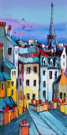 Und anderswo … – Eric Le Pape The post Und anderswo … – Eric Le Pape appeared first on Kunst. Landscape Art, Landscape Paintings, Eric Le Pape, Mediterranean Paintings, Reference Photos For Artists, Knife Art, Paris Art, Urban Life, Concept Architecture