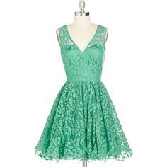 Darling, Please Dress in Jade