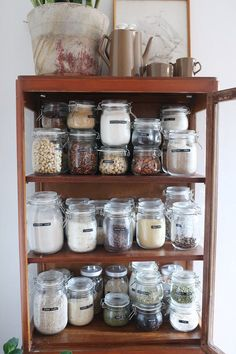 Pantry Essentials and a Quick Organisational Project