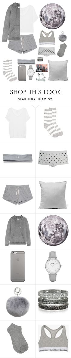 """""""Relaxing day!"""" by be-robinson ❤ liked on Polyvore featuring True Religion, New Directions, Under Armour, Wet Seal, American Vintage, Zoe Karssen, Seletti, Native Union, Topshop and Adrienne Landau"""