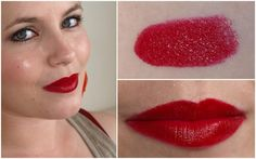 Hopefully I won't look stupid wearing this color! NYX Round Lipstick: LSS 511 Chaos