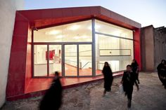 No Name Shop / Ayeneh Office | ArchDaily