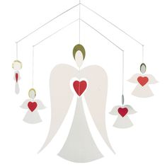 Angel Family by Flensted Mobiles