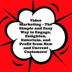 Video Marketing – The Simple and Easy Way to Engage, Enlighten, Entertain, and Profit from New and Current Customers! http://www.thenewsletterguru.com/video-marketing-the-simple-and-easy-way-to-engage-enlighten-entertain-and-profit-from-new-and-current-customers/ #video #marketing #newsletterguru