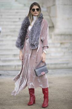Fashion, Shopping & Style | 50 Idées de Tenues Qui Vous Feront Voir la Vie en Rose | POPSUGAR Fashion France Photo 2