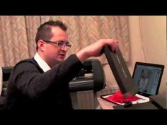 Sublimation video - printing photo slate - YouTube