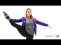 How To Do A Turning Leg Hold - Just For Kix How-To: Episode #23 - YouTube