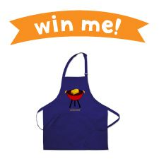 Repin this grilled cheese apron and be entered to win it! Contest details here: http://www.tillamook.com/community/loaflifeblog/april-is-national-grilled-cheese-month/ #GrilledCheese #Win #Contest