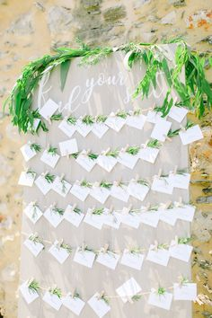 From the sesame candy in the welcome gifts to the ceremony refreshments to the cheese and olive oil bar at the reception, this wedding indulged guests with a fresh and local culinary experience. Wedding Seating, Wedding Table Numbers, Wedding Themes, Wedding Designs, Wedding Ideas, Seating Chart Wedding Template, Destination Wedding, Wedding Planning, Greece Wedding