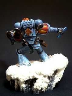 Space Wolf Forge World