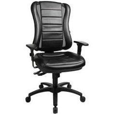 Bürostuhl Schreibtischstuhl Drehstuhl Topstar Head Point RS schwarz-grün B-Ware
