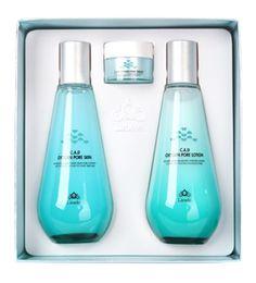 C.A.D. Oxygen Pore Skin & Lotion Set  - Lioele Cosmetic Co.