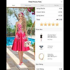 PRETTY PRINCESS PARTY 🎉 #PrettyPrincessParty #CovetFashion #CrowdStar #GluMobile #CovetFashionDaily #CovetBackstage #CovetResults #CovetAddicts #CovetLadiesElite #CovetFashionCommunity #Fashion #Fashionista #FashionDesigner #FashionStyle #FashionBlogger #FashionWeek #NYFW #FashionGram #Designer #Modeling #Model #Milan #NycFashion #Stylist #Style  #ParisFashionWeek #GlamSquad #Vogue