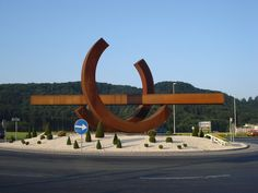Kreisverkehr Bergheim