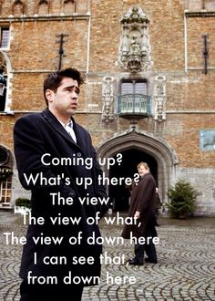 In Bruges -The View Movie