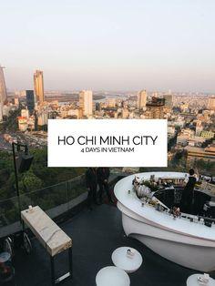 4 days in vietnam - ho chi minh city | Travel to Vietnam | Saigon