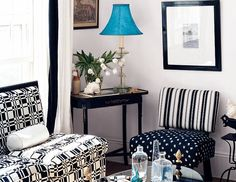 See more images from colorful vacation home decorating ideas on domino.com