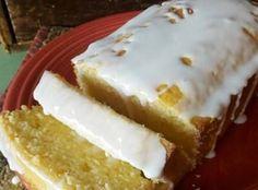 Starbucks Lemon Loaf Cake Recipe served at Starbucks in Disney World
