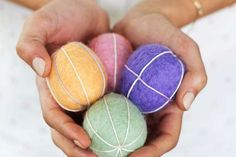 Up your Easter egg game with these DIY tips and tricks.