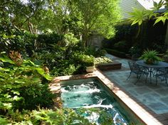Courtyard Garden Design Ideas, Pictures, Remodel and Decor