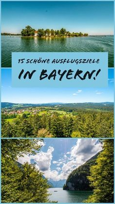 Schöne Ausflugsziele in Bayern! – Sophias Welt What should one have necessarily seen in Bavaria? My favorite spots in Bavaria I tell you here! There is something for every type of traveler – city fans, nature lovers or lake lovers! Camping Holiday, Go Camping, Camping Hacks, Camping Ideas, Outdoor Camping, Camping Packing, Beach Camping, Camping Essentials, Family Camping