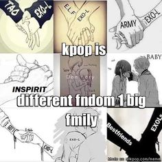"YYEEESSS!!!!!!! EVERY KPOPPER SHOULD THINK THIS!!!!!! -If not ""just get out my face""(Ailee)-"
