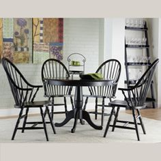 windsor chairs for Kitchen