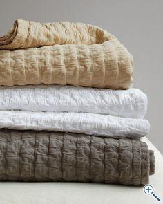 cotton coverlet