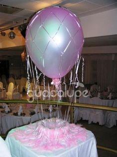 Guadalupe Express - Ceremonia de Dijes - Globos aerostatico para dijes