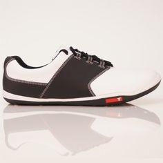e116bb433967 TRUE linkswear Men s True Tour Golf Shoes (White Black
