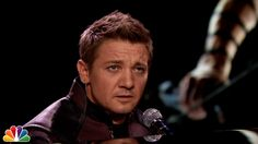 """Hawkeye Sings About His Super Powers (Ed Sheeran """"Thinking Out Loud"""" Par..."""
