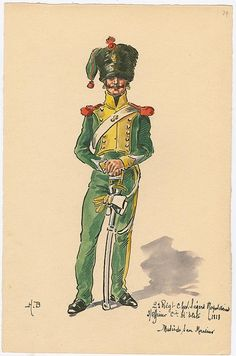 the art of Henry Boisselier - Page 2 - Armchair General and HistoryNet >> The Best Forums in History