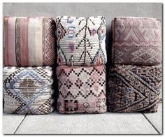 55+ Boho Moroccon Wedding Pillow You Can Make Easily