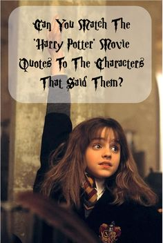 How well were you really paying attention during all those HP binge sessions? Time to find out!