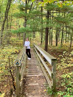 Amy's Creative Pursuits: Fall Hiking Week One: The Ice Age Trail and Brunet Island State Park