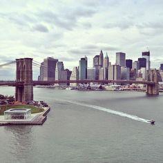 New York City / photo by Aelana Curran