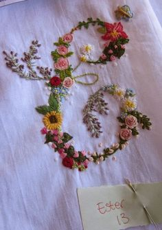 Elizabeth hand embroidery: The course of Sister Veronica