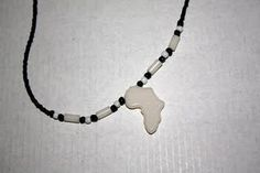 These handmade in Africa necklaces are only $10 and 100% of your purchase will go towards helping three sibling orphans from Ghana join a loving family here in America.