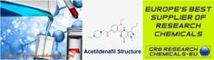 Review of Acetildenafil Research Chemical: Structure, Effects & More