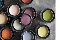 Tips for choosing safe paints for a nursery.