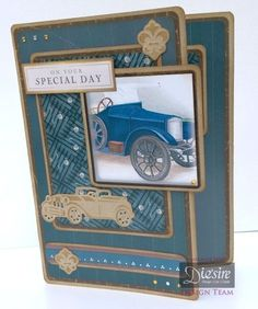 Downton Abbey CD, rubber stamps, embossing folders and dies - Crafter's Companion Portfolio