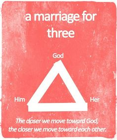 [the best marriages have God in them]