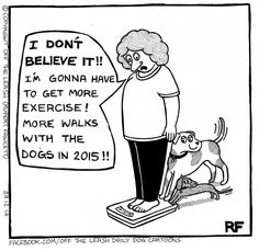I Don't Believe It - Off The Leash by Rupert Fawcett ~ dog humor