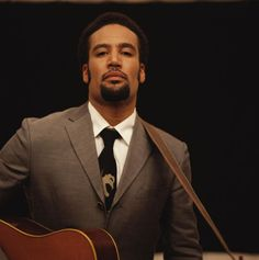 Anything by the beautiful Ben Harper.  This guy is a rock God!  A great musician who writes lyrics that touch the heart and stimulate the intellect - a modern day poet laurate.