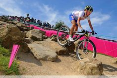Mountain bike women - Olympics 2012