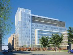 Groundbreaking for $ 300 Million Medical Research Center in Boston