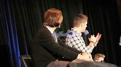 2014 Torcon J2 Afternoon Panel - The glass dildo story and if the Impala was human were the best!! LMAO