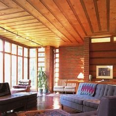 Modern Prairie style (FLWright)